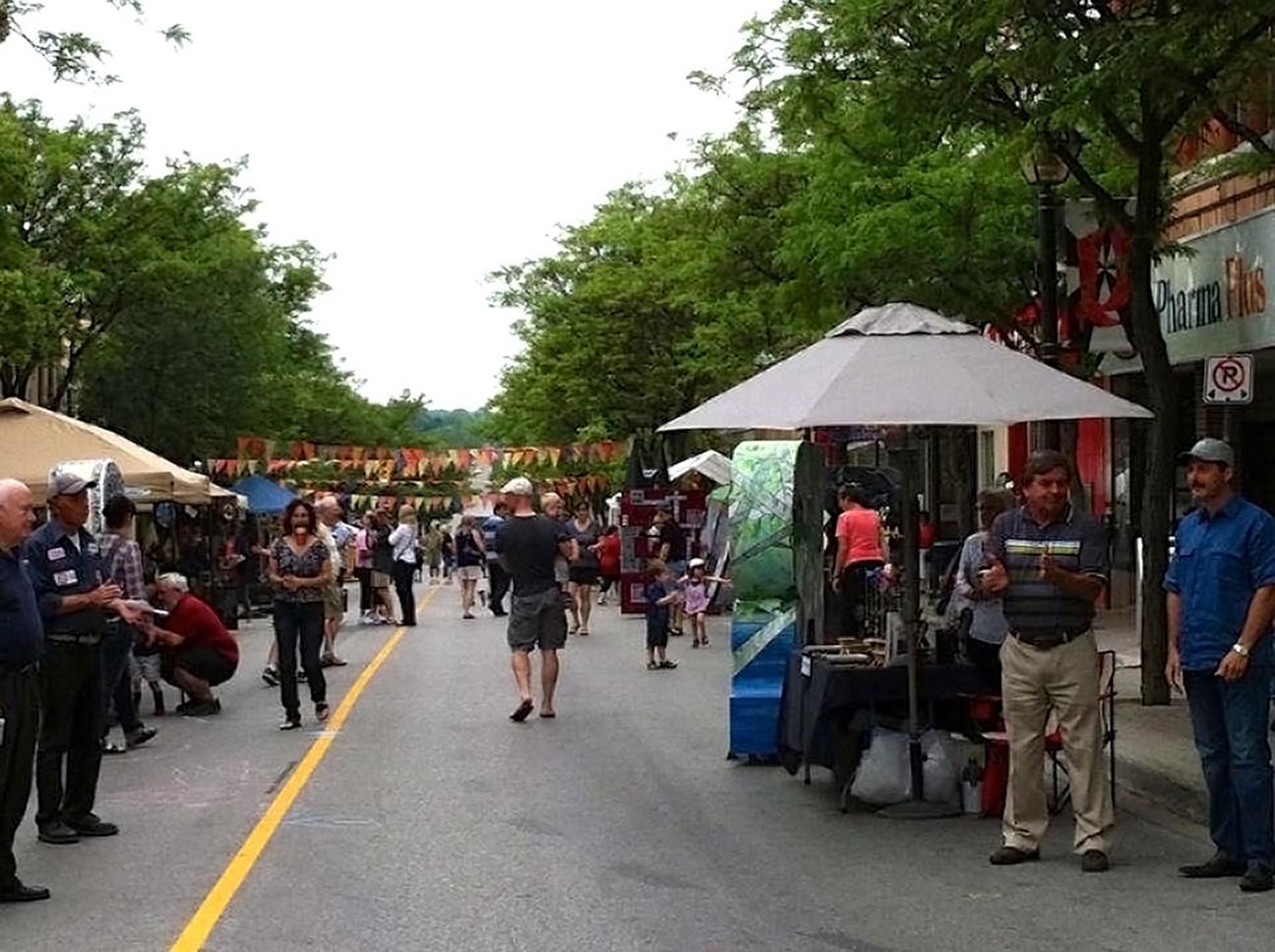 Orillia Streets Alive 2014
